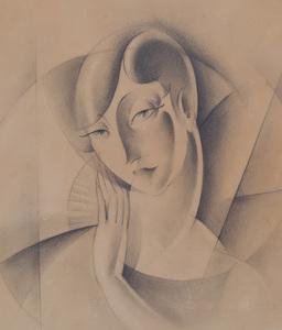 20th Century School: Portrait