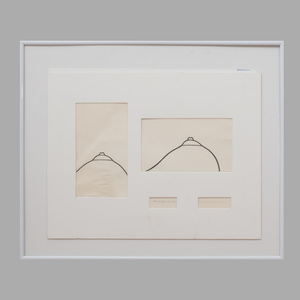 Tom Wesselmann (1931-2004) Two Unofficial Tits