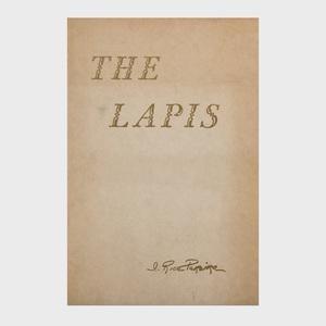 Irene Rice Pereira (1902-1971): The Lapis
