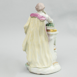 Derby Porcelain Figure of John Wilkes