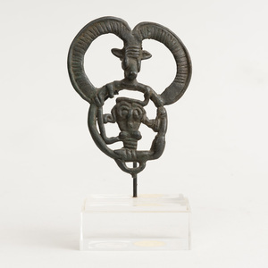 Luristan Bronze Fitting