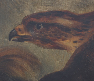 European School: Eagle and Cock