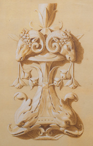 French School: Design for Ornament