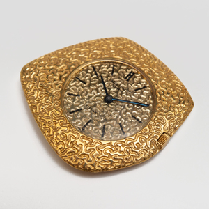 Patek Philippe, Retailed by Tiffany & Co. 18k Gold 'Ricochet' Pendant Watch