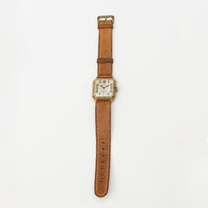 Hamilton 14k Gold Wristwatch