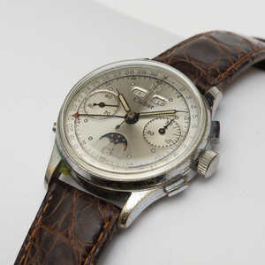 Clebar Chronograph Stainless Steel Wristwatch