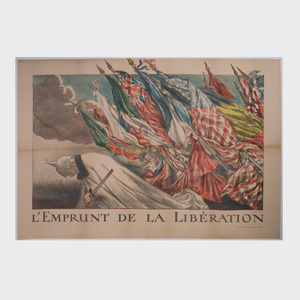 Abel Faivre (1867-1945): L'Empreint de la Libération