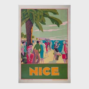Fabius Lorenzi (1880-1969): Nice