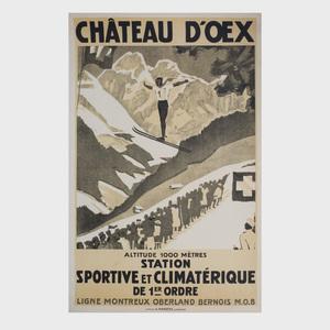20th Century School: Château D'Oex