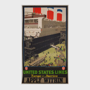 20th Century School: United States Lines
