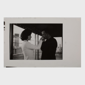 Wim Wenders (b. 1945): A Group of Thirty Color Photographs for the book Wim Wenders il tempo con Antonioni together with the original large format negatives