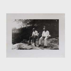 Wim Wenders (b. 1945): Akira Kurosawa and Francis Ford Coppola: Two Images