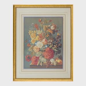 After Joseph Nigg (1782-1863): Still Life: Eight Plates