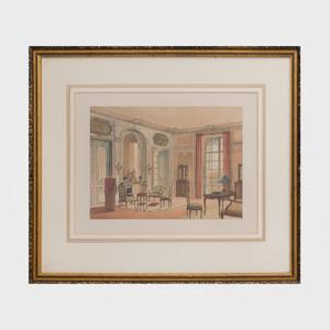 Continental School: Interiors: Six Plates