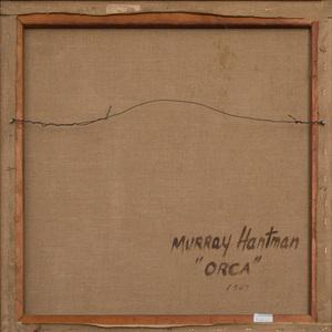 Murray Hantman (1904-1999): Orca