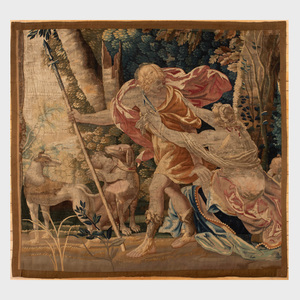 Gobelin Tapestry, Attributed to Simon Vouet (1590-1649)