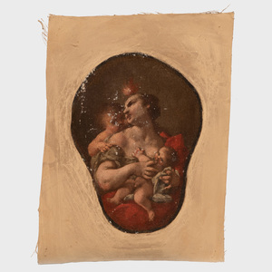 In the Manner of Carlo Carloni (1686-1775): Allegorical Figures