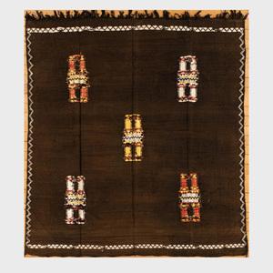 Three Moroccan Rugs