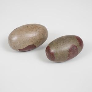Two Lingum Stones