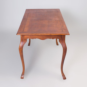 Louis XV Style Provincial Beechwood Table
