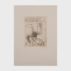 Yehiel Shemi (1922-2003): Untitled: Six Plates