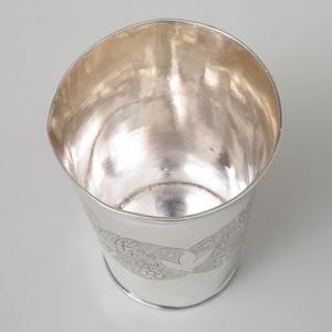 Polish Silver Beaker