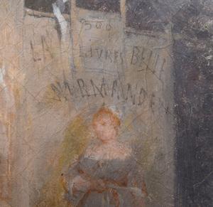 Léonard Saurfelt (c. 1840-?): Country Theatre