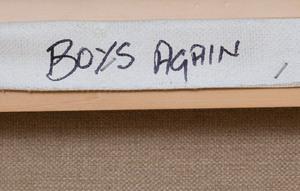Alan Wolton (b. 1934): Boys Again