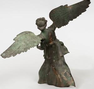 Bronze Figure of the Winged Victory, After the Antique