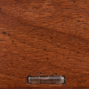 Victorian Style Walnut Easel