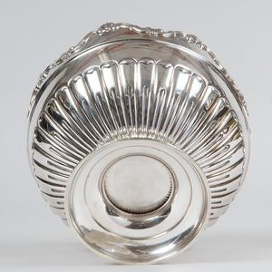 Edward VII Silver Monteith