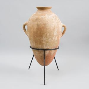 Large Terracotta Storage Amphora
