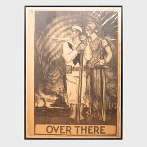 After Albert Sterner ( 1863-1946): Over There: Three Impressions
