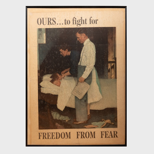 Norman Rockwell (1894-1978): The Four Freedoms