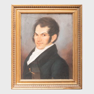 European School: Portrait of a Gentleman