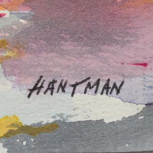 Murray Hantman (1904-1999): Northern Harbor