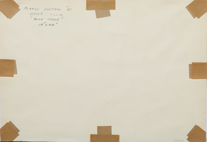 Murray Hantman (1904-1999): Maine Theme