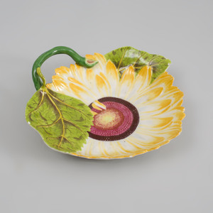 Chelsea Porcelain Sunflower Stand