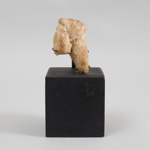 Greco-Roman Carved Marble Part Torso of an Athlete