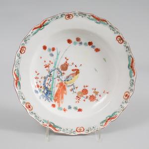 Chelsea Porcelain Kakiemon Shallow Soup Plate