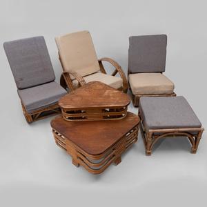 Kane Kraft Rattan Furniture Suite