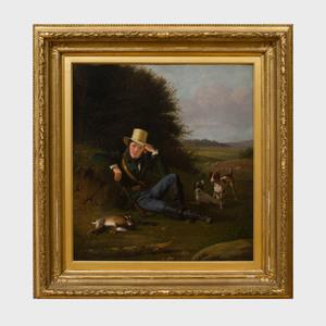 David Monies (1812-1894): The Huntsman