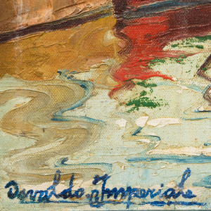 Osvaldo Imperiale (1913-1977): Puerto
