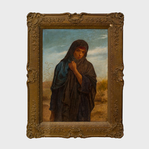 European School: Woman in a Wheat Field
