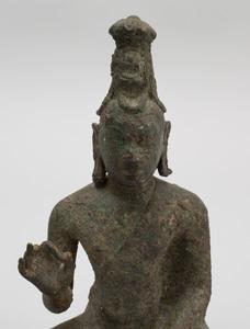 South India Bronze Figure of Avalokitesvara, Possibly Sri Lanka
