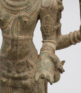 South India Bronze Figure of Shiva, Tamil Nadu