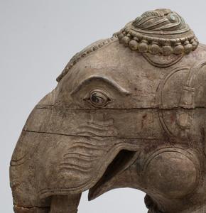 Indian Carved Hardwood Elephant
