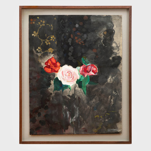 Amedée Ozenfant (1886-1966): Roses