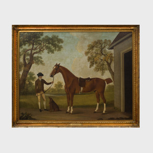 John N. Sartorius (1759-c.1830): Hunter and Groom
