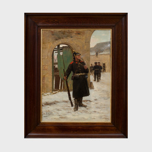 Paul Louis Narcisse Grolleron (1848-1901): Soldier and Musket